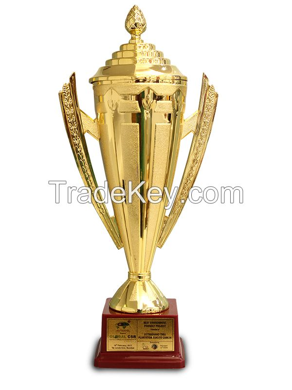Metal Award Trophy
