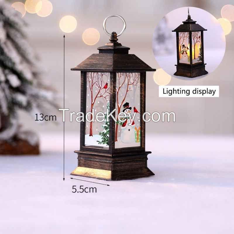 Garden Oil Lamp