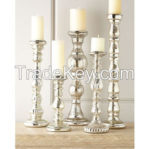 Candle and Pillar Holder