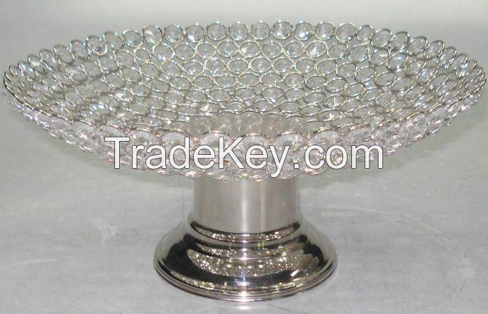 Crystal Fruit Bowls