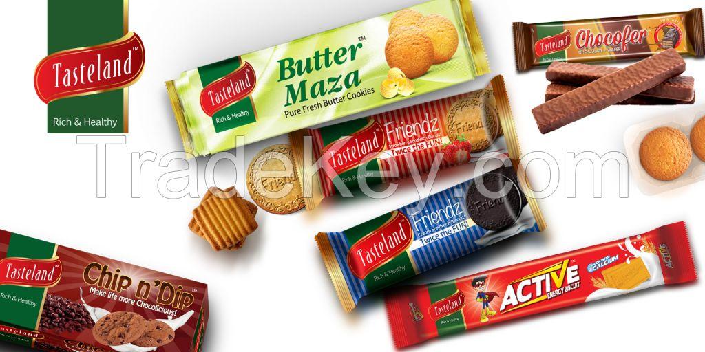 tasteland biscuits