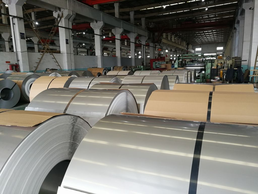 1.4006 stainless steel coil