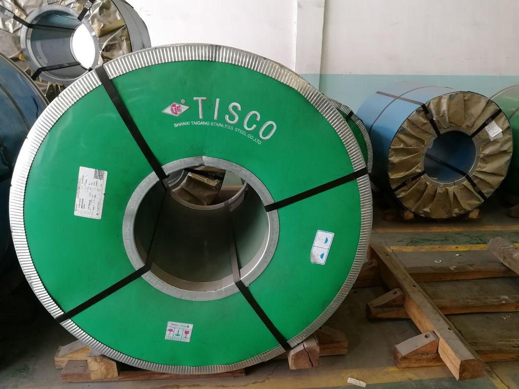 1.4016 stainless steel coil