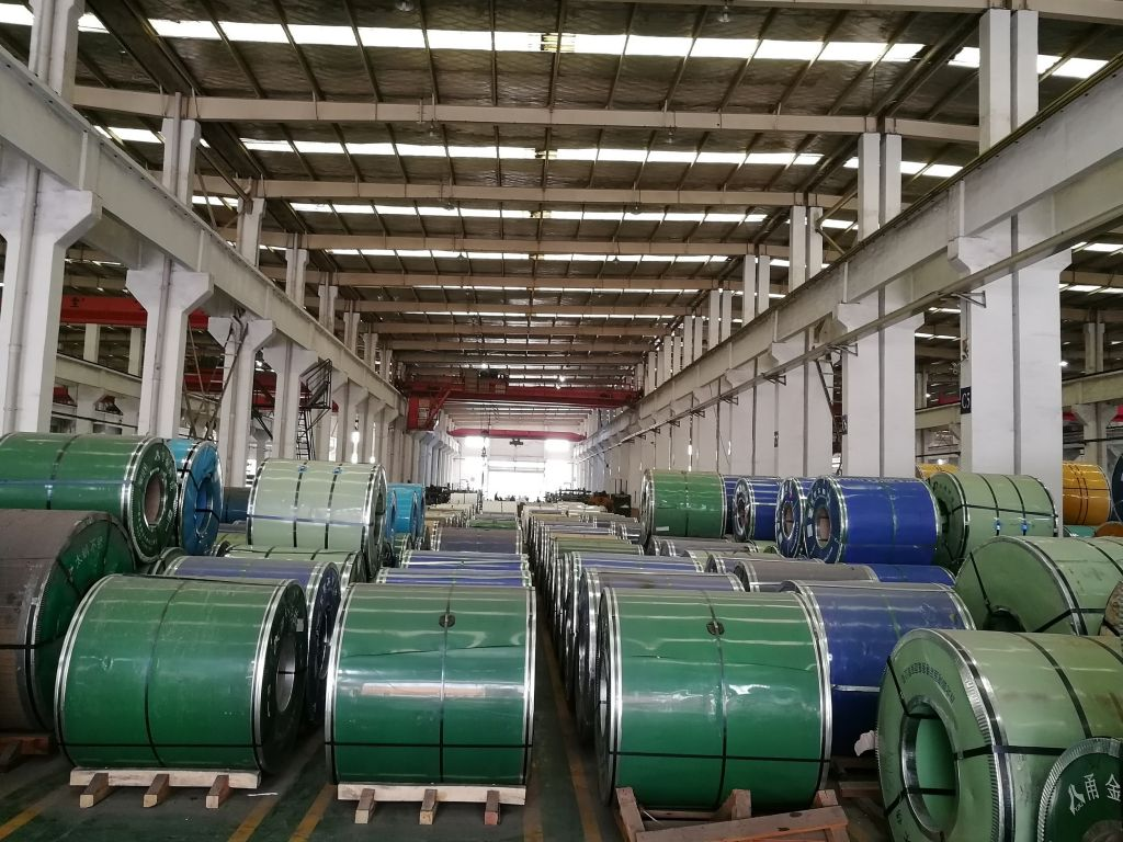 1.4301 stainless steel coil
