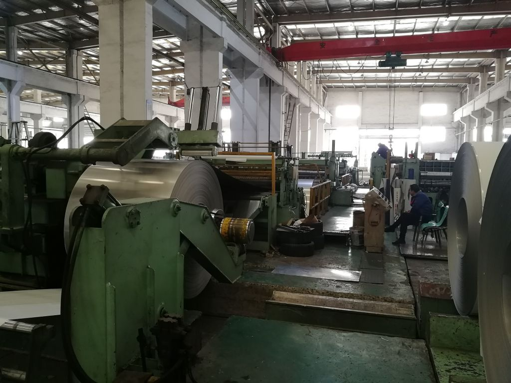 420j1 stainless steel coil