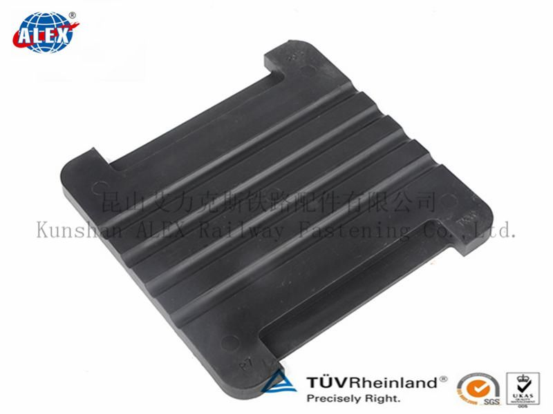 Railway EVA Elastic Rubber Pads, Railroad Rubber Pad