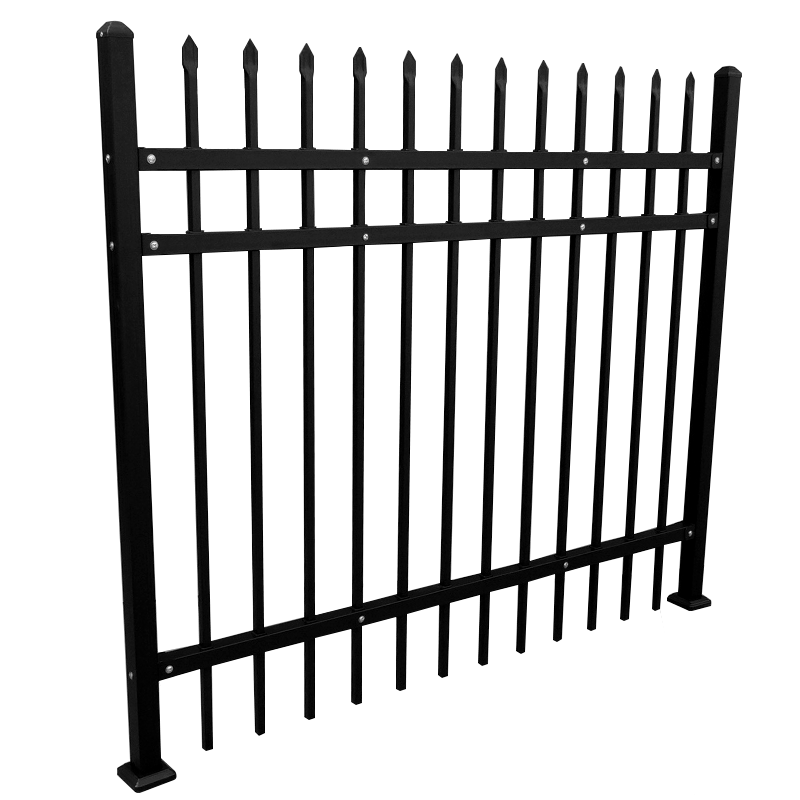 Cheap used wrought iron fence panels for sale