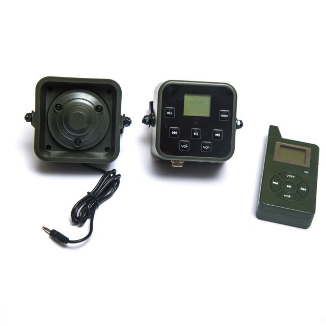 2019 newest private Mix Sound Hunting birds caller with timer 300m rem