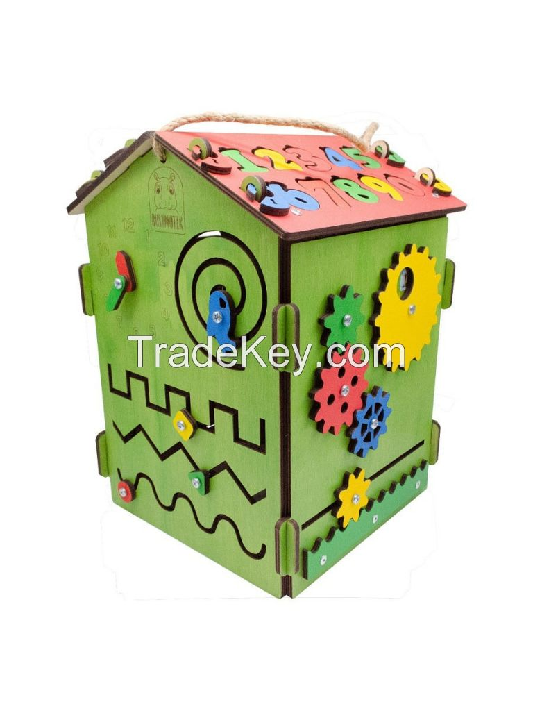 Busyboard BUSYMOTIK (wood toys)