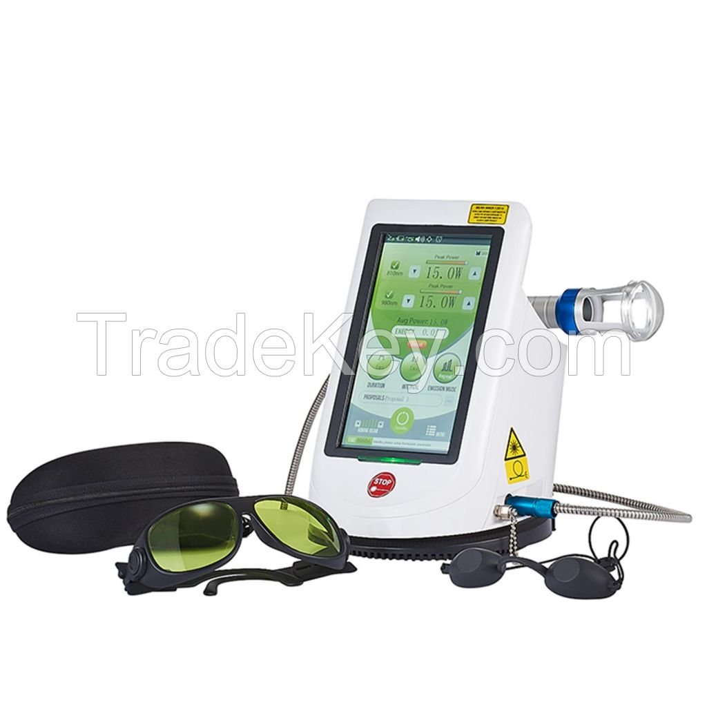 High Tech Dental Medical Deep Soft Tissue Laser Periodontal Therapy