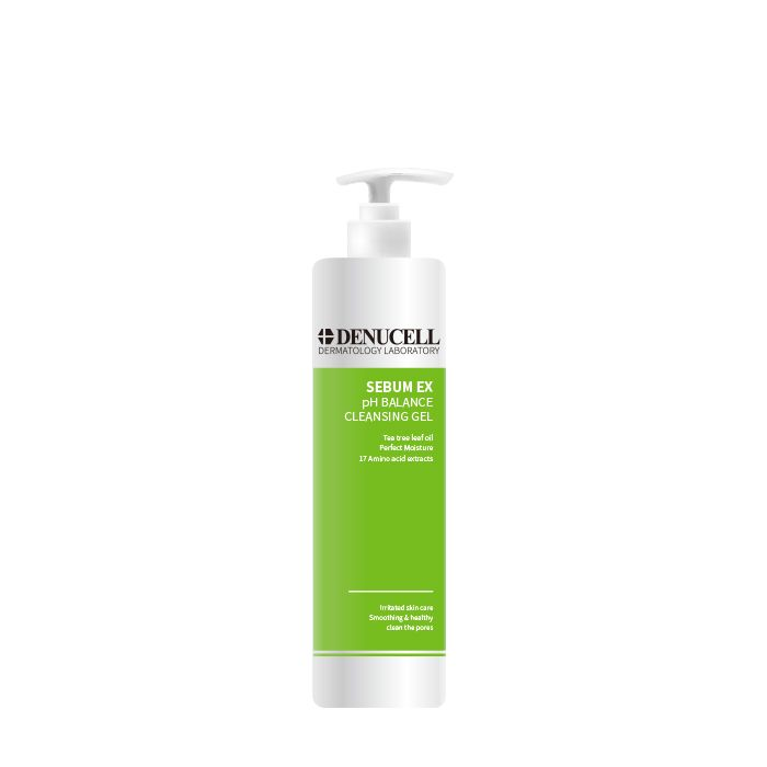 Sebum EX pH Balance Cleansing Gel