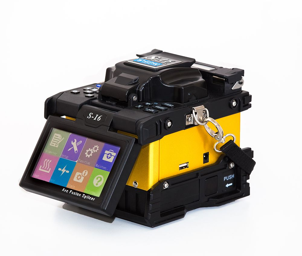 Robust Multi Function ARC Fusion Splicer S16