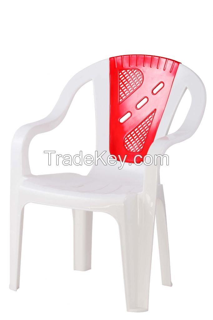 High Quality Plastic Vietnamese Outdoor Armchair