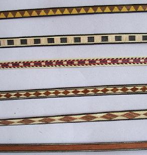 wood veneer inlay banding