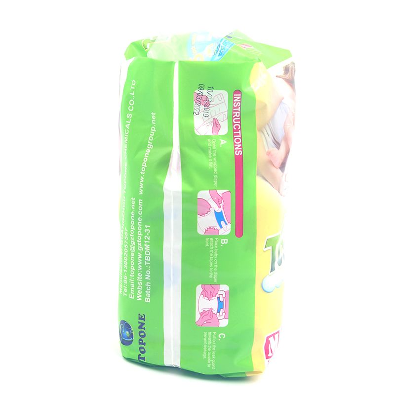 2019 Hot selling baby care products disposable baby diaper manufacturer in china