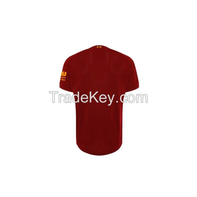 19/20 Liverpool Home Red Soccer Jersey