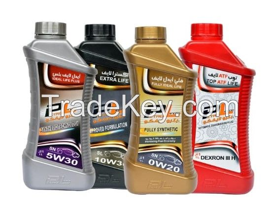 Excellent oil and lubricants for your engine PETROLIFEco