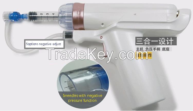 Mesotherapy Treatment Machine MESO Gun Skin Repairing Solution