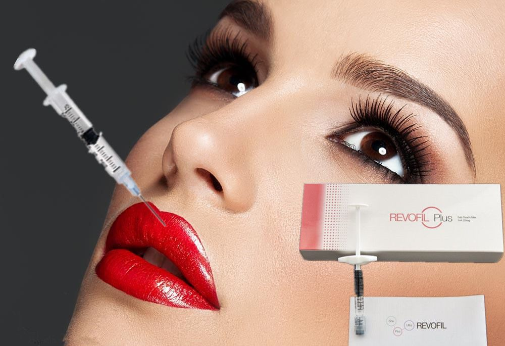 CE High Quality Injection Hyaluronic Acid Gel for Lip Enhancement