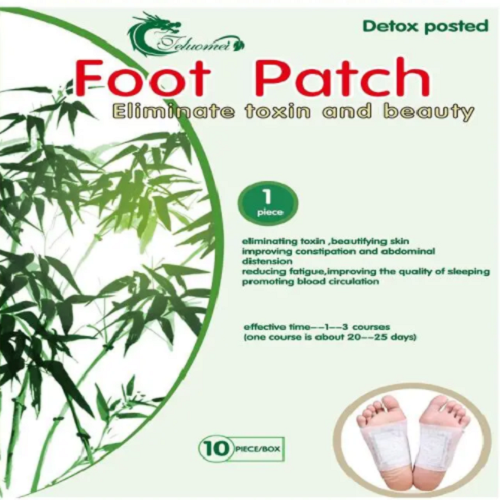 Benefit One's Health Detox Foot Patch