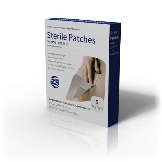 Sterile Patches