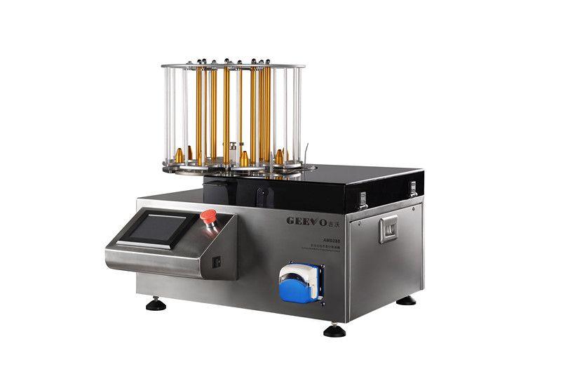 AMD series automated medium dispensing system, media dispenser, agar filler, medium filler
