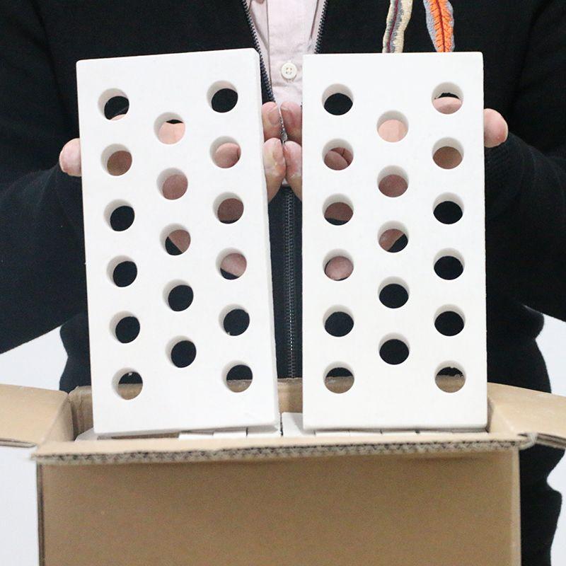 White Artificial Fair-faced Concrete Brick