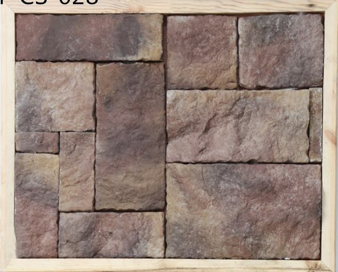 Exterior Wall Decoration Outdoor Artificial Stone