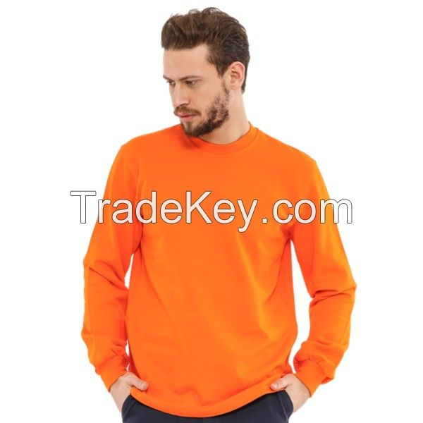 Bike Neck Two Thread Sweatshirts