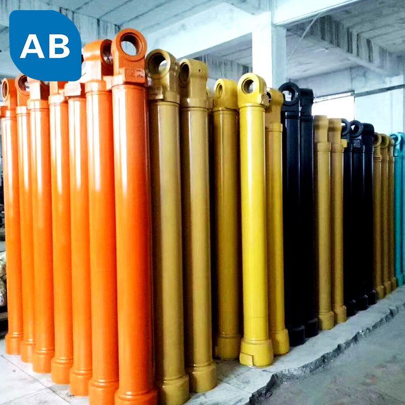Telescopic hydraulic cylinder Multistage hydraulic cylinder