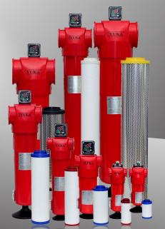 YF series air filter