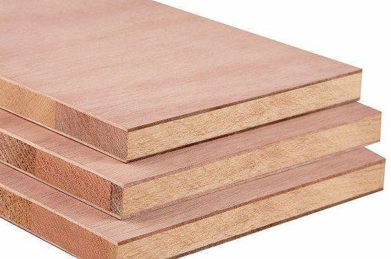 Red OAK Blockboard