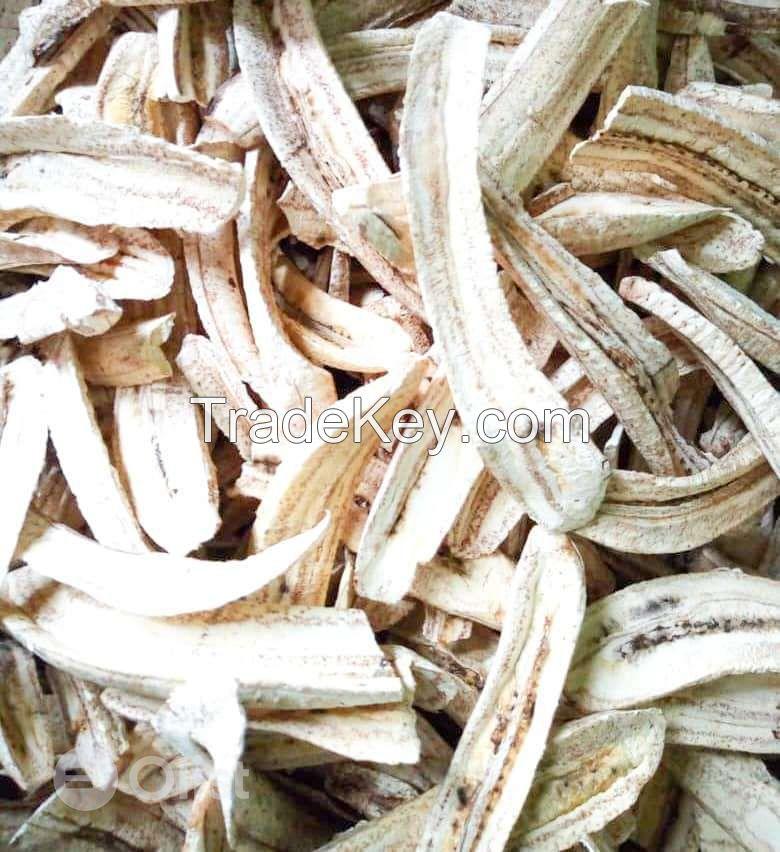 Dry Plantain (genus Musa)