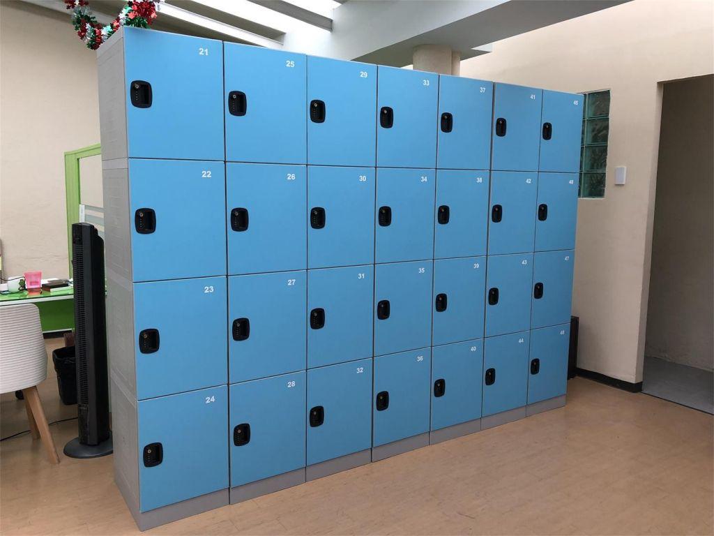 factory plastic locker
