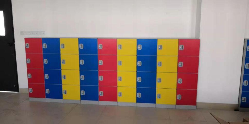 employee plastic ABS locker