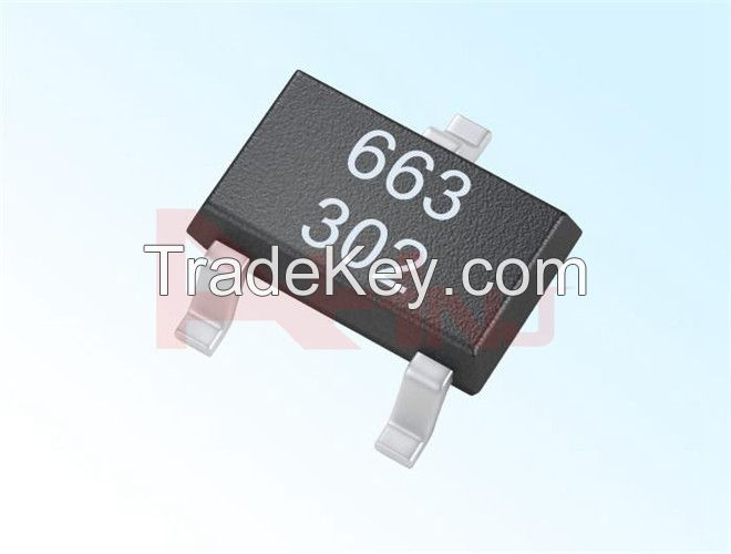 Micropower Omnipolar Hall Sensor