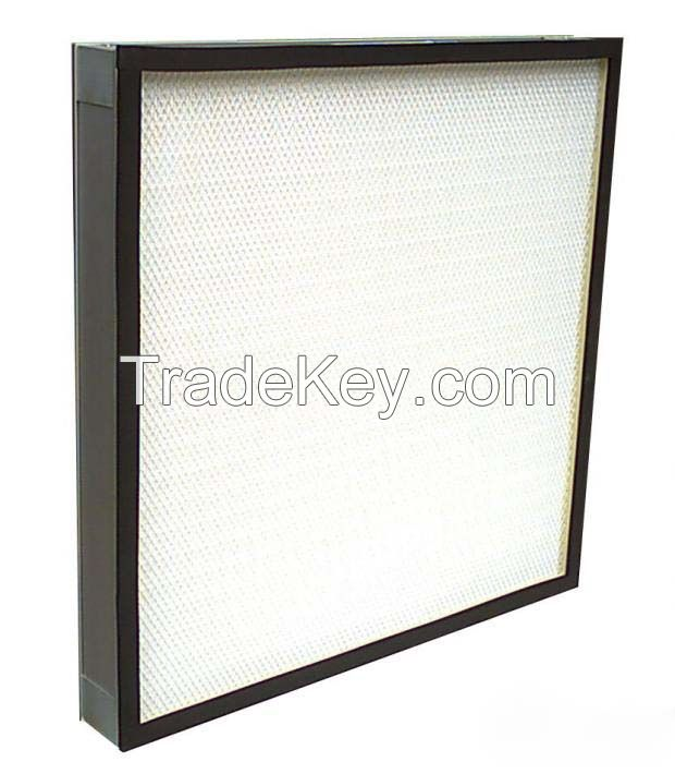 H13 H14 HEPA air filter purifier for clean room