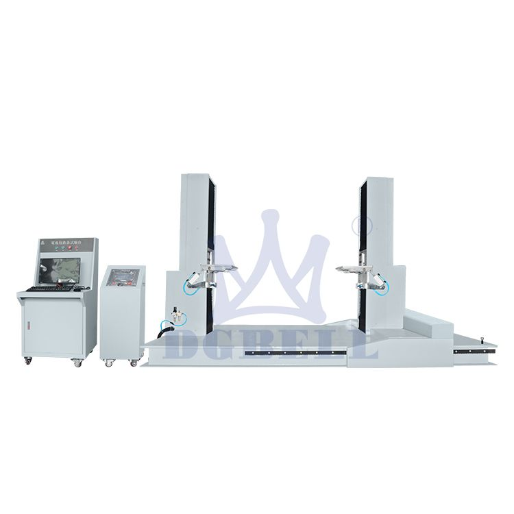 Adjustable Battery Pack Electronic Products Drop Testing Machine for L