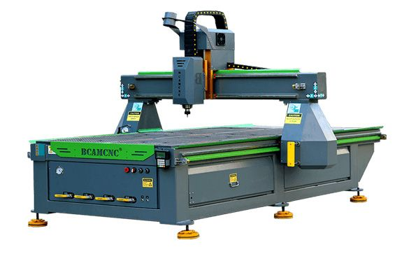 Good price with wood cnc router in JINAN BCAM with S SERIIES