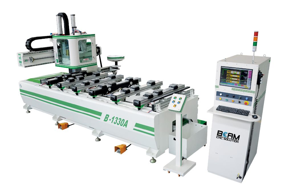 Hot sale BCAM1325F high quality cnc router woodworking machine