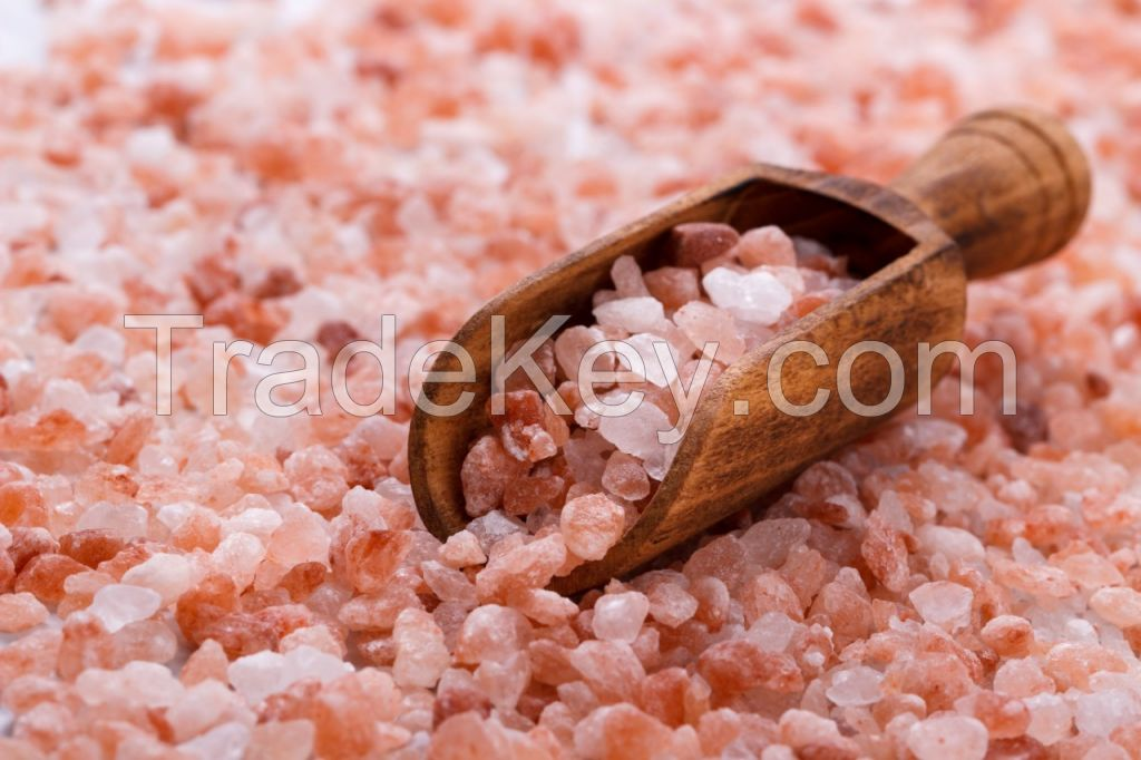 Himalayan Natural Rock Pink Salt