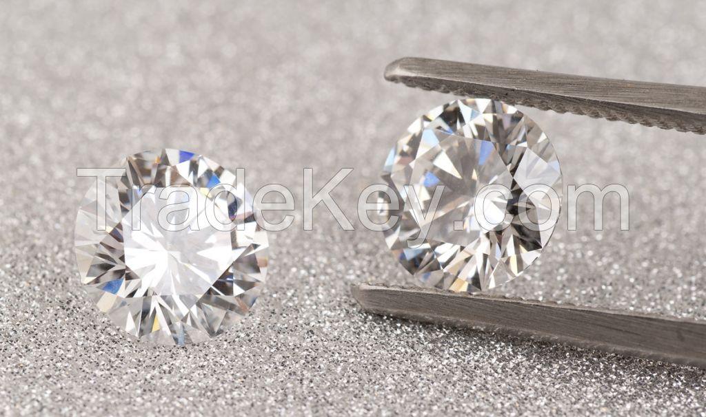 CVD and HPHT Diamonds