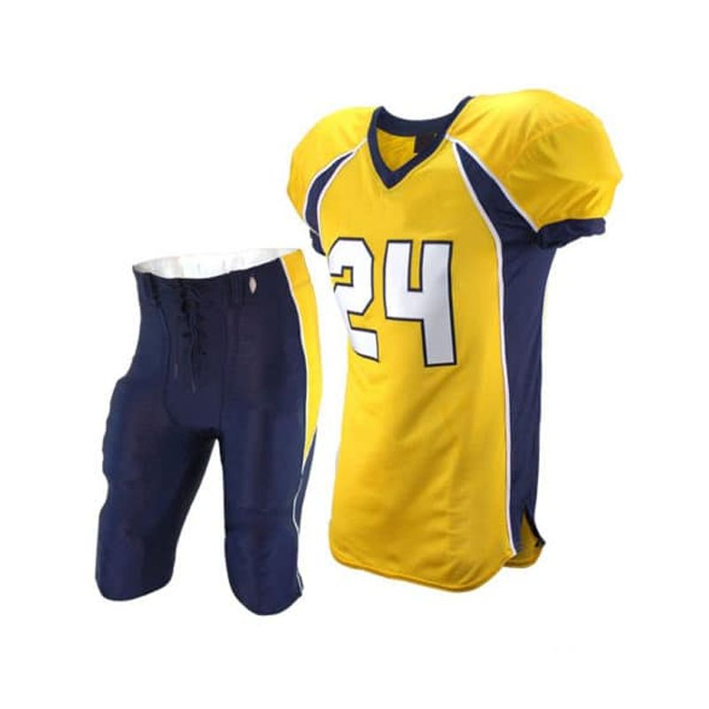 Custom Wholesale Sublimation America Football Wear