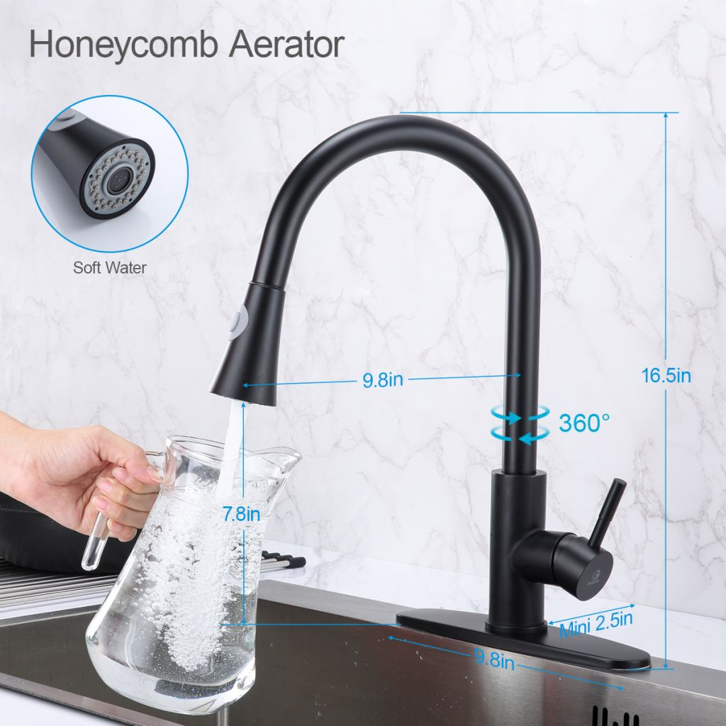Hot sale Kitchen Faucet with Pull Down Sprayer
