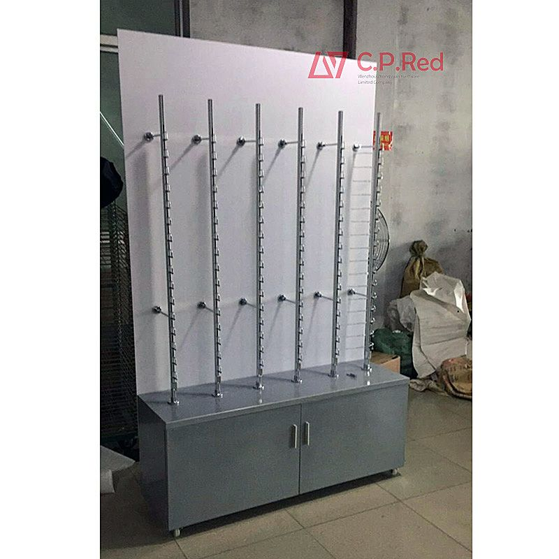 Factory Custom Modern Luxury Eyewear Optical Sunglasses Display Cabinet For Mall Glasses Store Furniture