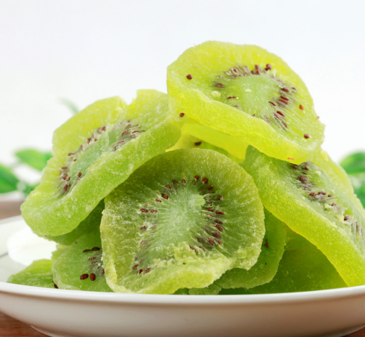 Nutritional Dried Kiwi Fruit Slice