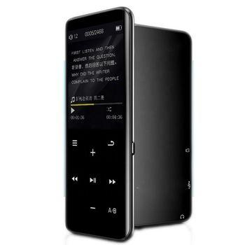 X5 2019 New Touch Screen FM Radio Music HIFI MP3 MP4 Player Audio Record Voice Recorder MP4 Film Video USB MP3 Player
