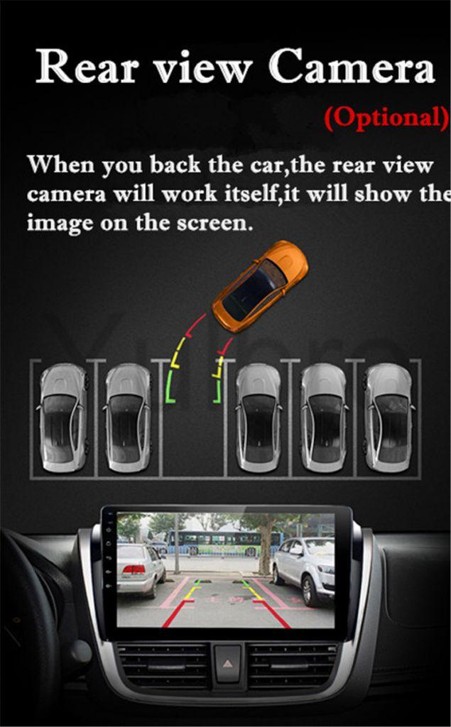 Best Car Radio 2019 9 Inch 4G LTE Android 8.1 For RAV4 2020 Multimedia Stereo Navi GPS