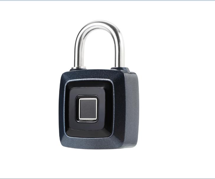 waterproof Bluetooth fingerprint padlocks
