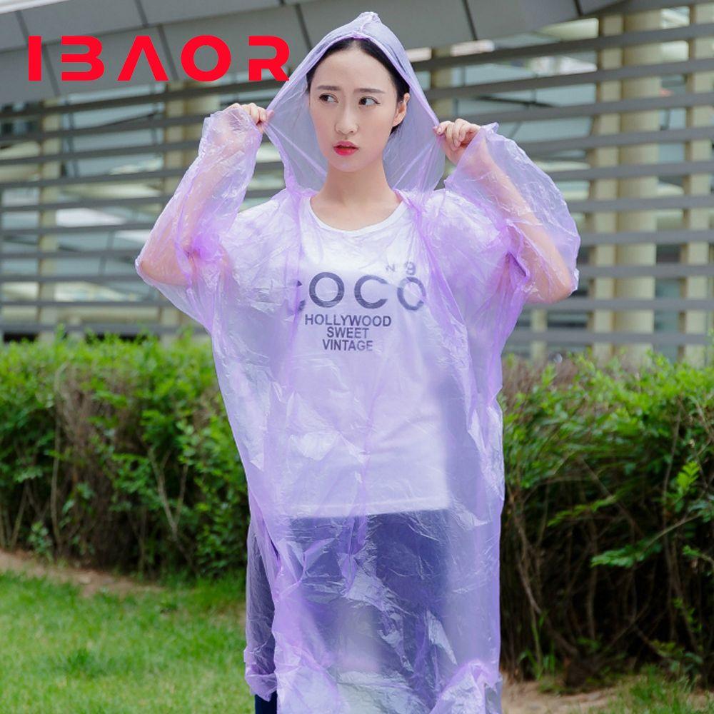 L\Pla High quality disposable degradable compostable durable clean adult kids raincoat,hotsale rainwear poncho
